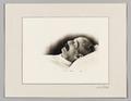 Greve Magnus Pehr Brahe död, 1930 - Skoklosters slott - 99703.tif