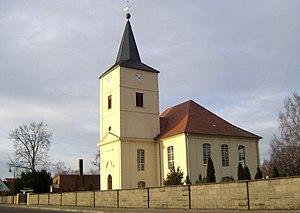 Großderschau - Church