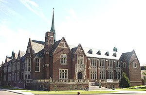 Roman Catholic Archdiocese of Detroit - Image: Grosse Pointe Academy 2