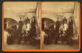 Group of men and women on the stairway, from Robert N. Dennis collection of stereoscopic views.png