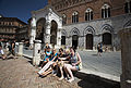 Group of young women,Siena - 1493.jpg