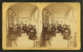 Group on Piazza, Sinclair House, Bethlehem, N.H, from Robert N. Dennis collection of stereoscopic views.png