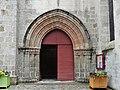Guéret église portail.jpg