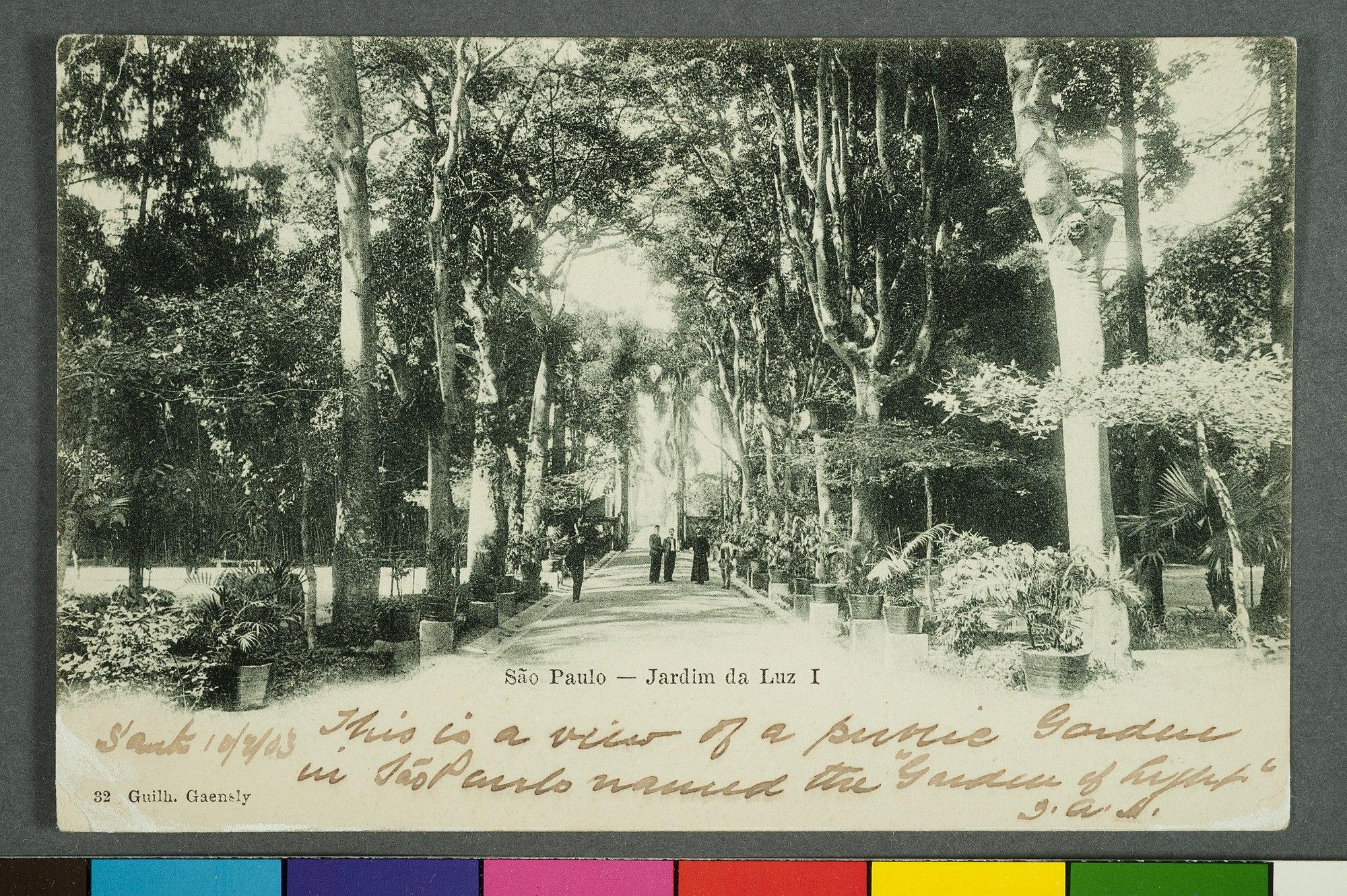 São Paulo - Jardim da Luz I