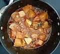 Gummadi pulusu (Cucurbita fruit gravy).jpg