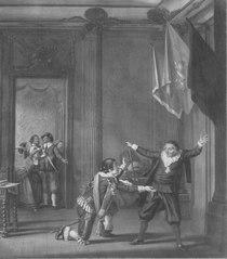 Gustaf Mauritz Armfelt och Georg Johan de Besche