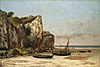 Gustave Courbet - Plage de Normandie (National Gallery of Art).jpg