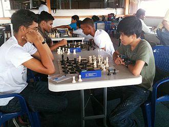 Guyana Chess Federation - Image: Guyanese Chess Players