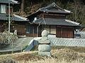 Hōkyōintō,Old house of Yamada-cho Kobe 神戸市山田町東下 DSCF4919.jpg