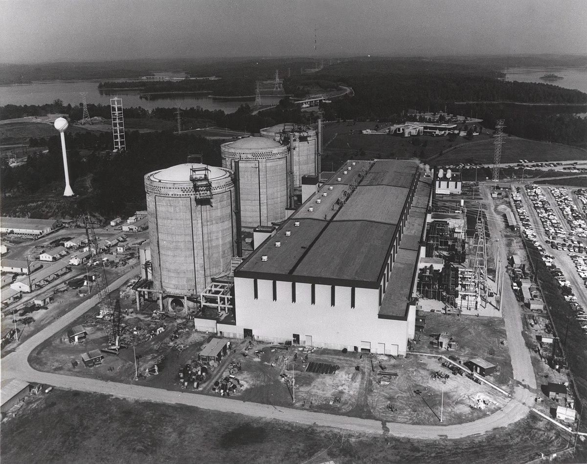 Oconee Nuclear Station Wikipedia Inside A Power Plant Diagram