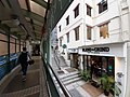HK 中環 Central 些利街 Shelley Street Mid-levels escalators February 2020 SS2 04.jpg