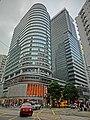 HK 灣仔 Wan Chai Road 莊士頓道 Johnston Road 菲林明道 Fleming Road 大有大廈 Tai Yau Plaza Nov-2013 01.JPG