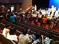 HK Sai Wan Ho Civic Centre interior Song theatre visitors July-2013.JPG