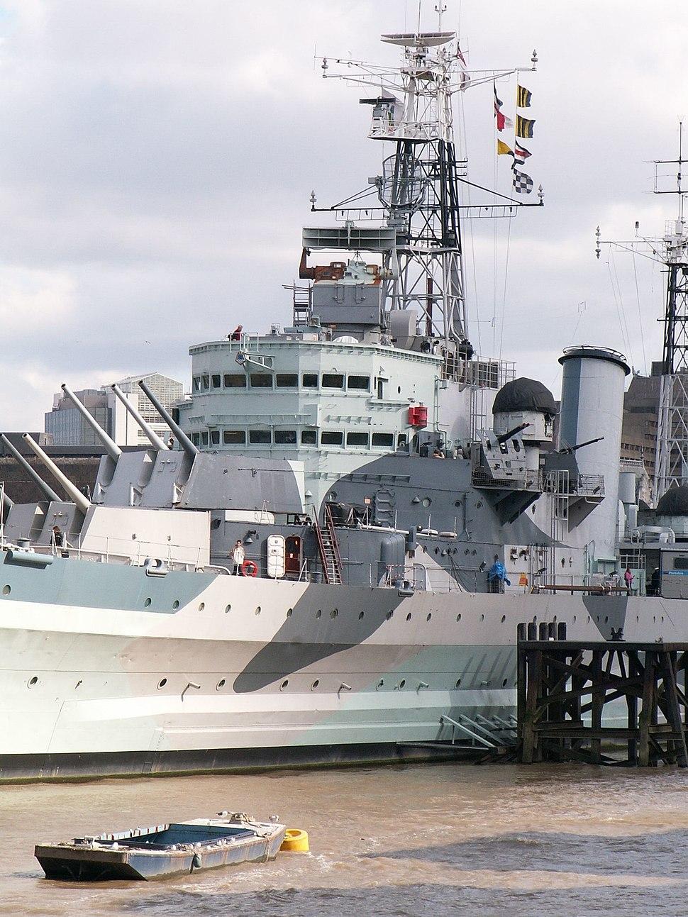 HMS Belfast 4 db