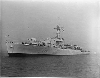 HMS <i>Loch Lomond</i> (K437)
