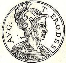 Hairan as a Roman soldier