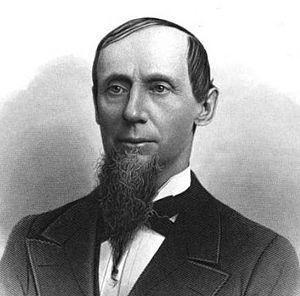 Halbert S. Greenleaf - Halbert S. Greenleaf, Congressman from New York