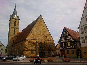Hallstadt Bamberg