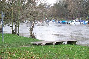 Hammerton's Ferry - Image: Hammerton's Ferry south pier