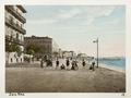 Handkolorerat fotografi från Zadar - Hallwylska museet - 104212.tif