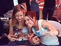 Hannah Teter and Molly Aguirre Oct 1 2005 122014.jpg
