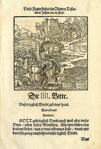 File:Hans Brosamer Feeding of Five Thousand Small Catechism Luther.jpg