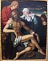 Hans baldung (attr.), compianto sul cristo morto, ve.JPG