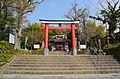Haraedo-jinja (Kirishima), torii.jpg