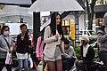 Harajuku - pedestrians on Omotesando 02 (15741478942).jpg