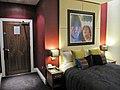 Hard Days Night Hotel, a guest room, Liverpool 2009.jpg