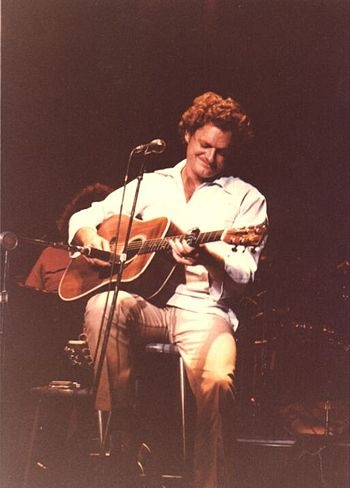Harry Chapin at Veterans Memorial Auditorium