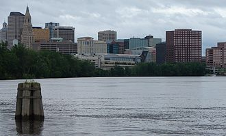 Greater Hartford - Hartford skyline
