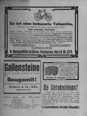Fileharz Berg Kalender 1921 050png Wikimedia Commons