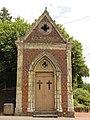 Haspres (Nord, Fr) - chapelle 1874, sortie Saulzoir.JPG