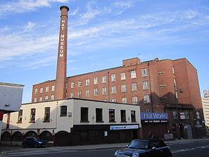 Hat Works - Stockport Hatworks in 2012