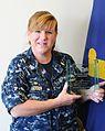 Head of Naval Hospital Pensacola receives AHA Award 130729-N-TF029-001.jpg