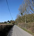 Heading West from Checkley - geograph.org.uk - 1206551.jpg