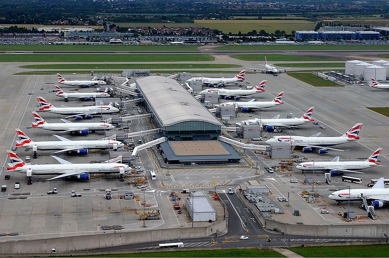 Heathrow Terminal  Hotels With Free Parking