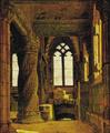 Heinrich Hansen - Rosslyn Chapel.png