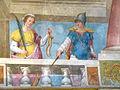 Hellbrunn Schloss - Festsaal Fresken Decke 4a Allegorien.jpg