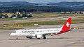 Helvetic Airways - Embraer 190 - HB-JVO (aircraft) - Zurich International Airport-5288.jpg