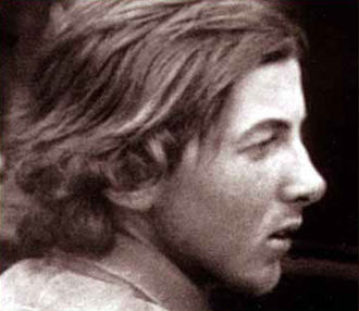 Henry Cowell - Image: Henry Cowell as a young man