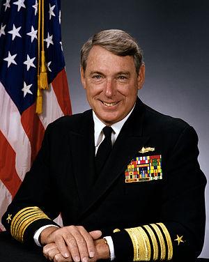Henry H. Mauz Jr. - Admiral Henry H. Mauz