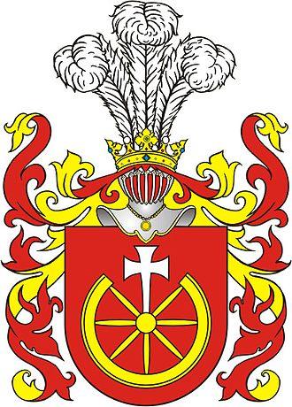Ossorya coat of arms - Image: Herb Ossorya