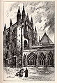 Herbert Railton South Transept A Brief Account of Westminster Abbey 1894.jpg