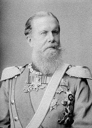 Prince Hermann of Saxe-Weimar-Eisenach (1825–1901) - Prince Hermann of Saxe-Weimar-Eisenach