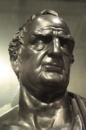 Alexander Stoddart - Heroic Bust, Henry Moore by Alexander Stoddart 1992