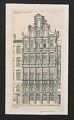 Het Gildenhuis van de timmerlieden op de Grote Markt