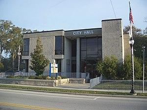 High Springs, Florida - City Hall