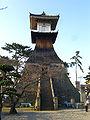High garden lantern Kotohira-cho Kagawa.JPG